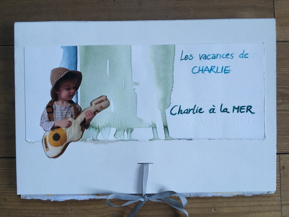 Les vacances de Charlie